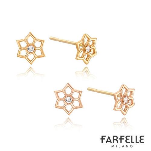 [14K] 나만의 탄생화 귀걸이(FE0336GM)